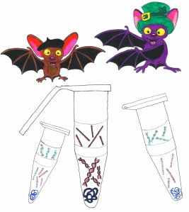 French Irish Bats